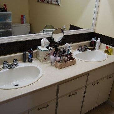 What's in my bathroom?