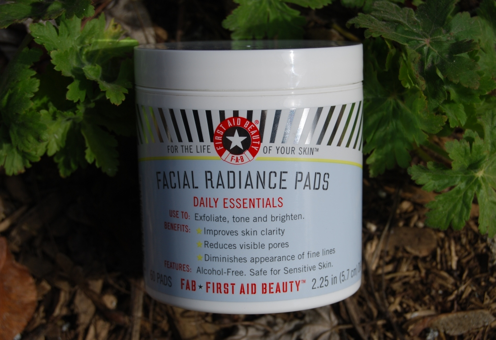 F.A.B Facial Radiance Pads