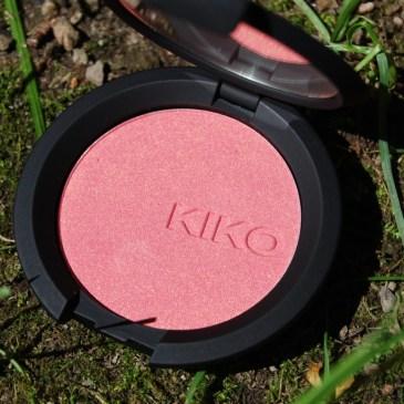 KIKO : soft touch blush 103 – Golden Peach