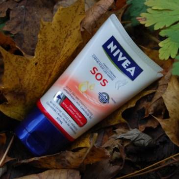 Nivéa, crème pour les mains SOS