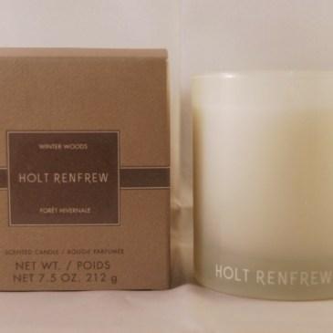 Bougie Winter Woods – Holt Renfrew by Nest Fragrances