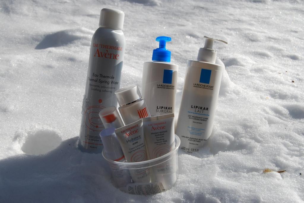 Soins SOS pour froid extrême