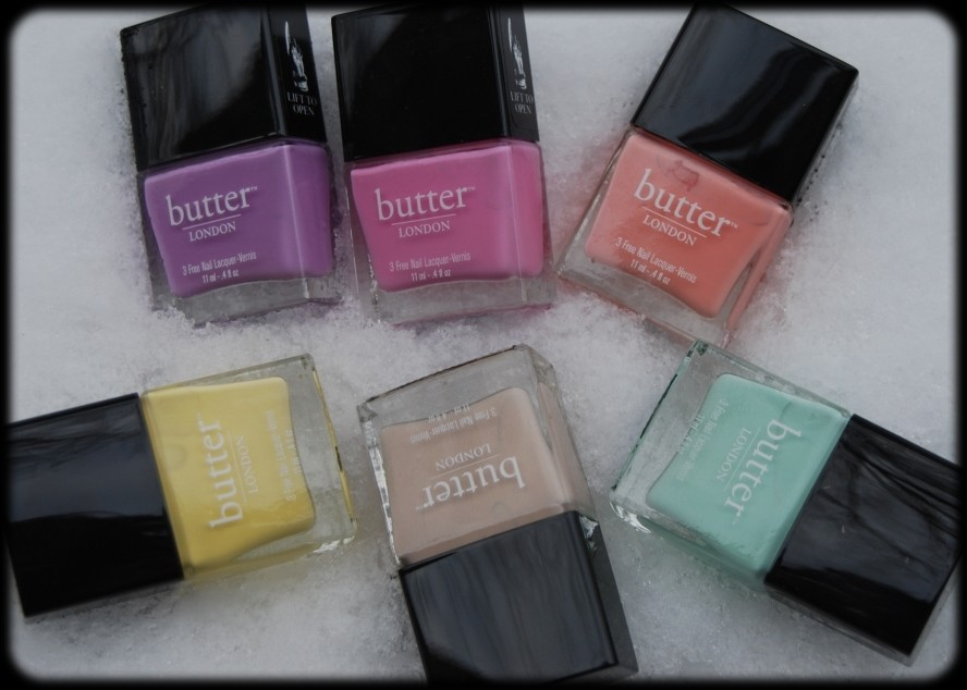 Butter London, The Sweetie Shop – printemps 2013