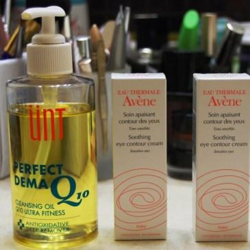 Produits discontinués : le drame dans ma salle de bains (Ünt et Avène)
