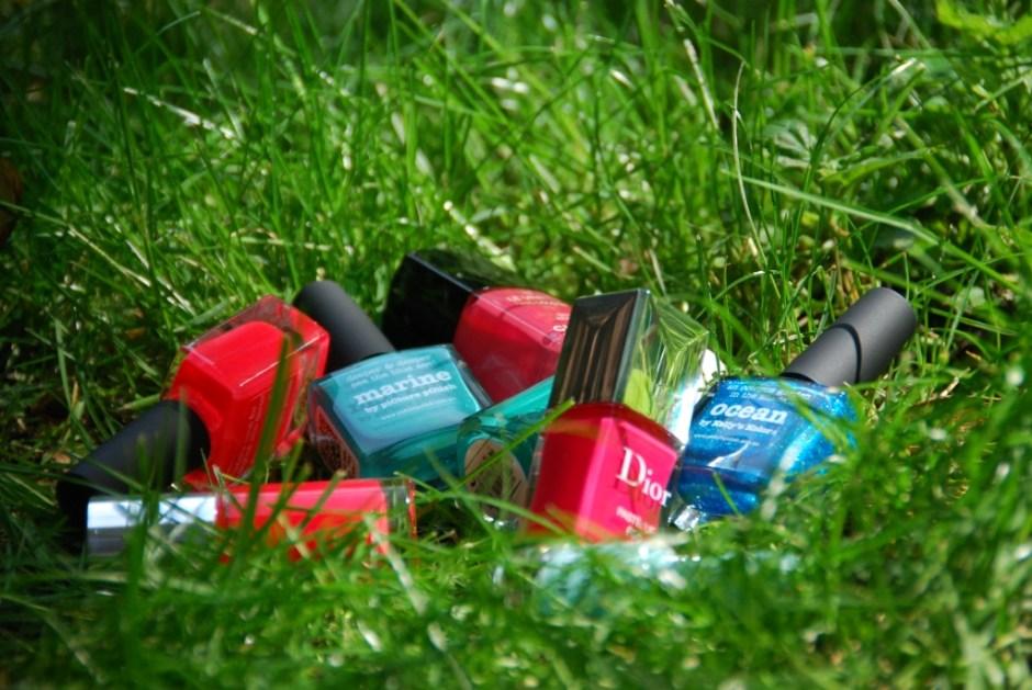 Summer nails 1