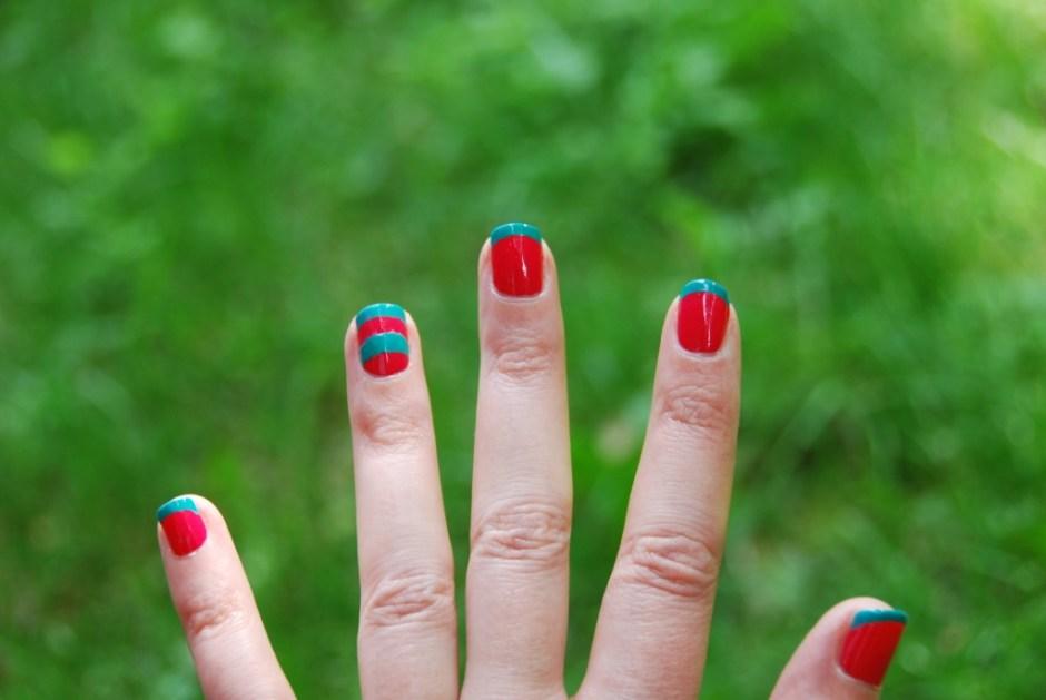 Summer nails 8