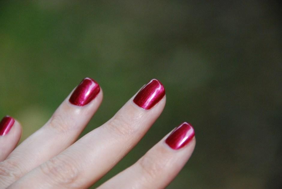 Chanel Rouge Moiré 2