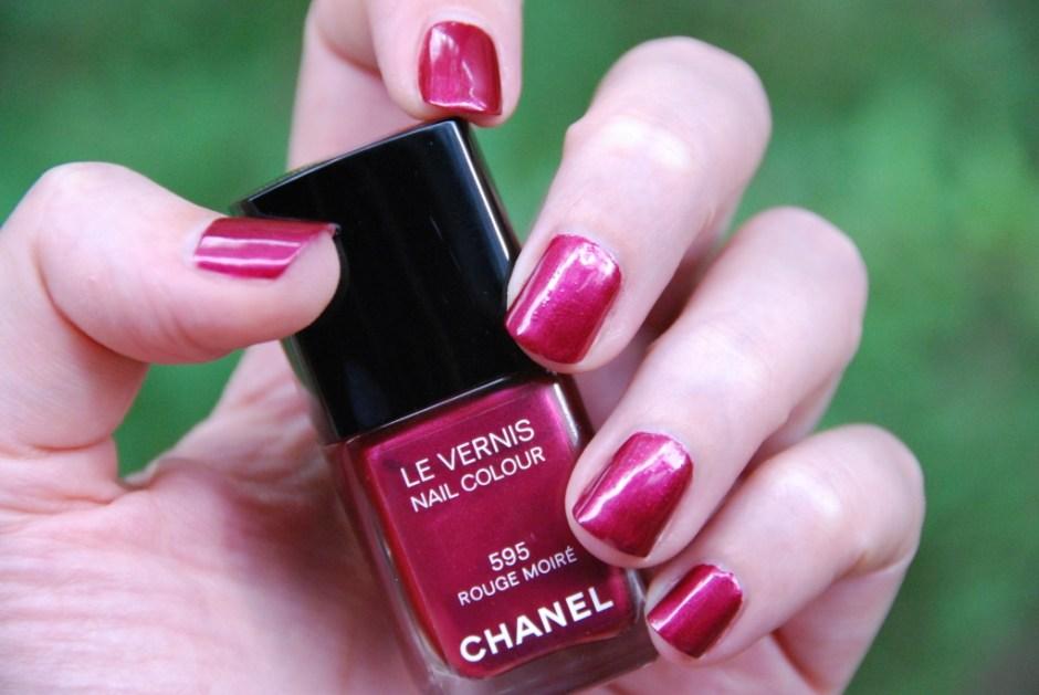 Chanel Rouge Moiré 4