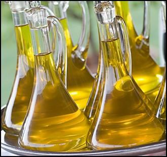 Le défi du lundi: de l'huile dans nos salles de bains