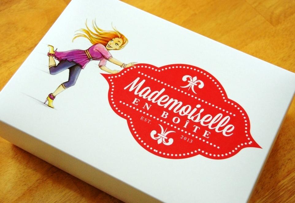 Mademoiselle en boîte, la box 100% québécoise