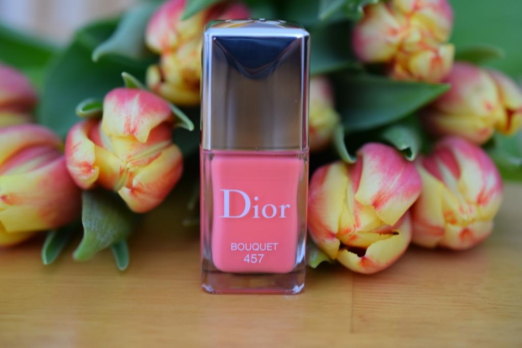 Dior vernis Bouquet (collection Trianon)