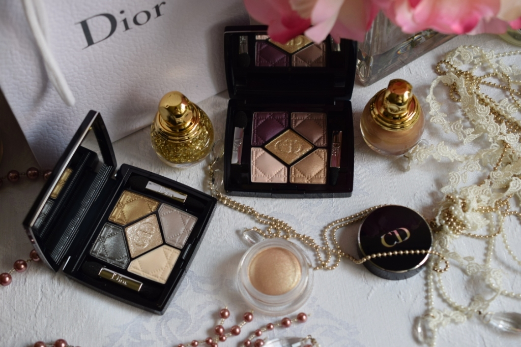 Dior collection Golden Shock [Noël 2014]