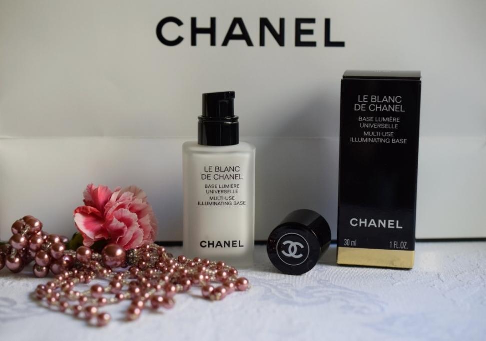Le Blanc de Chanel, base lumière universelle