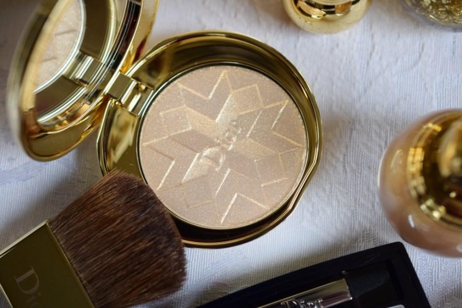 Dior Gold Shock highlighter 1