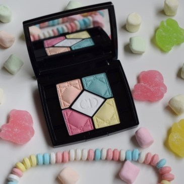 Dior palette Candy Choc 676