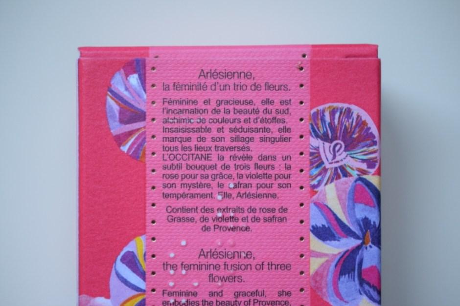 L'Occitane Arlésienne 8
