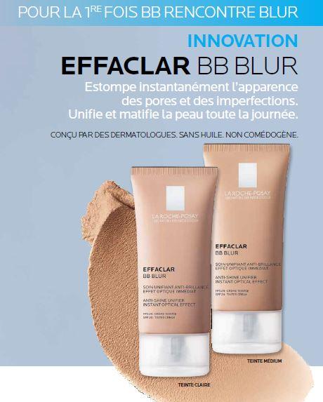 La Roche Posay BB Blur