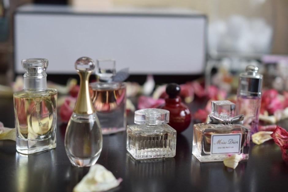 Parfums miniatures