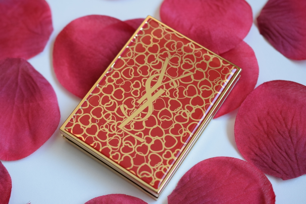 YSL, palette Chinese New Year