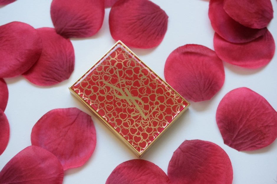 YSL Chinese New year palette 2015 7