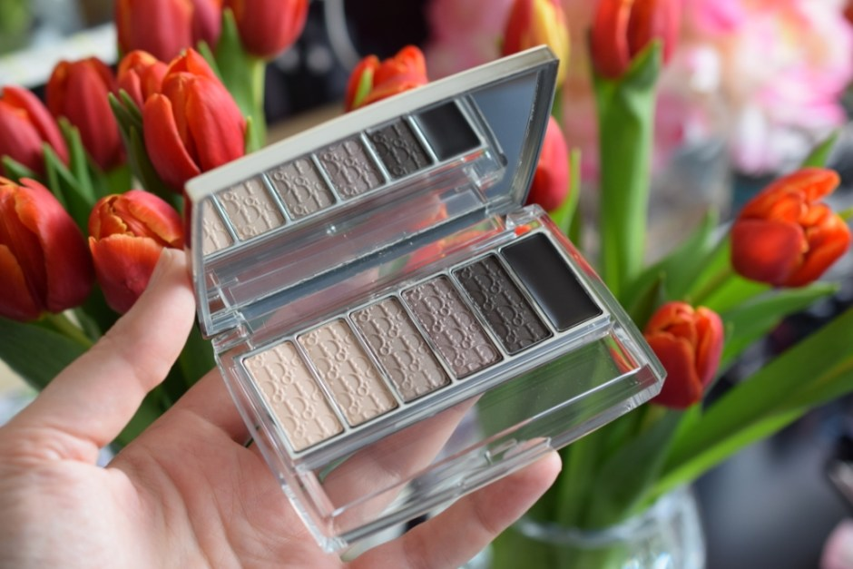 Dior Eye Reviver palette 5