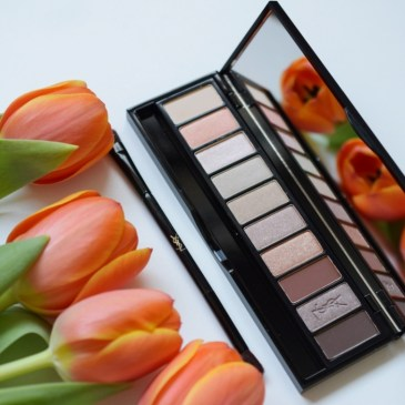 YSL palette Couture Variation
