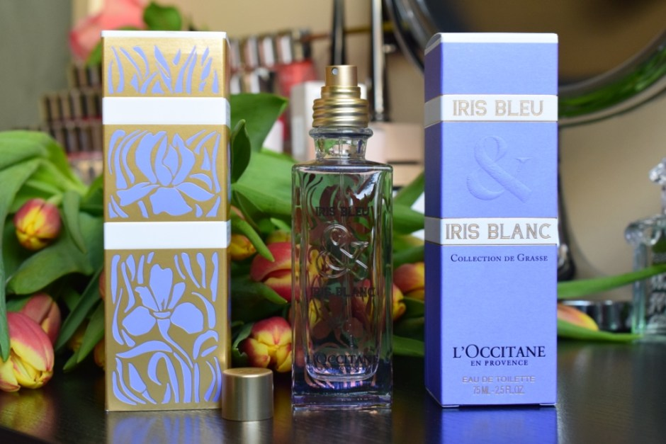 L Occitane Iris bleu Iris blanc 4 eau de toilette