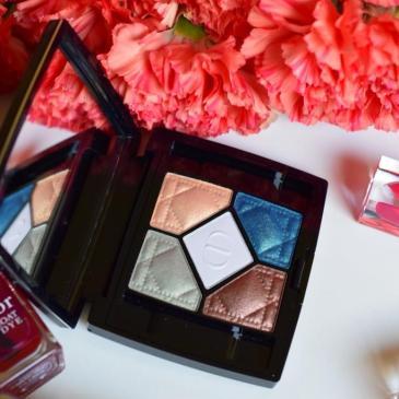 Dior palette Contraste Horizon 556