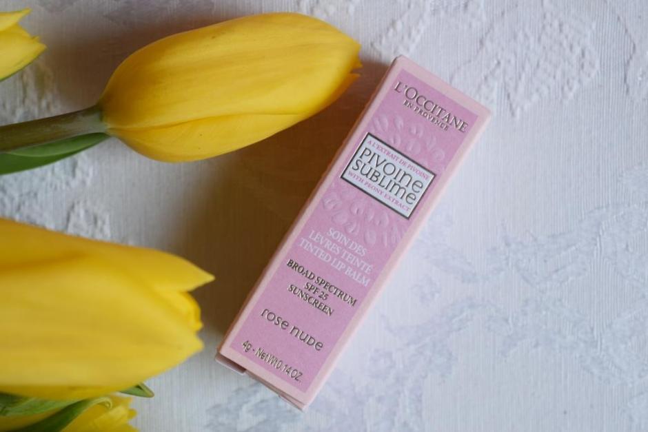 L Occitane Pivoine sublime soin lèvres 3
