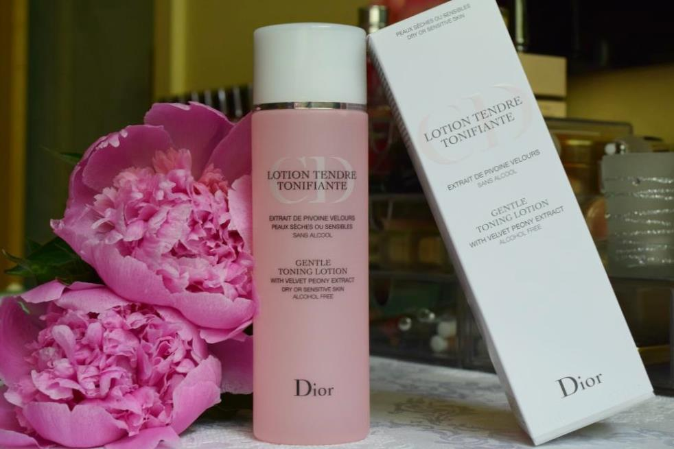 Dior lotion tendre pivoine 9