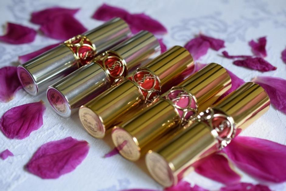 Lipsticks 3 YSL