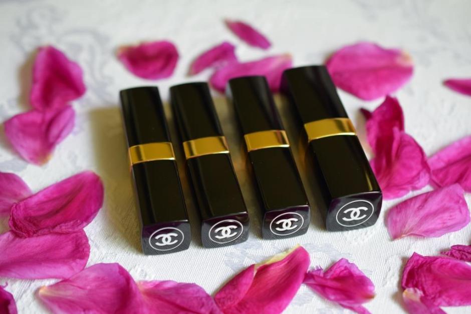 Lipsticks 4 Chanel