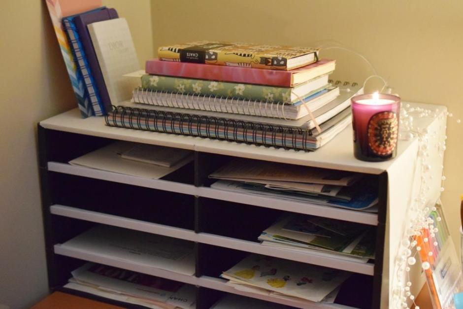 Get organized Desk organization 4