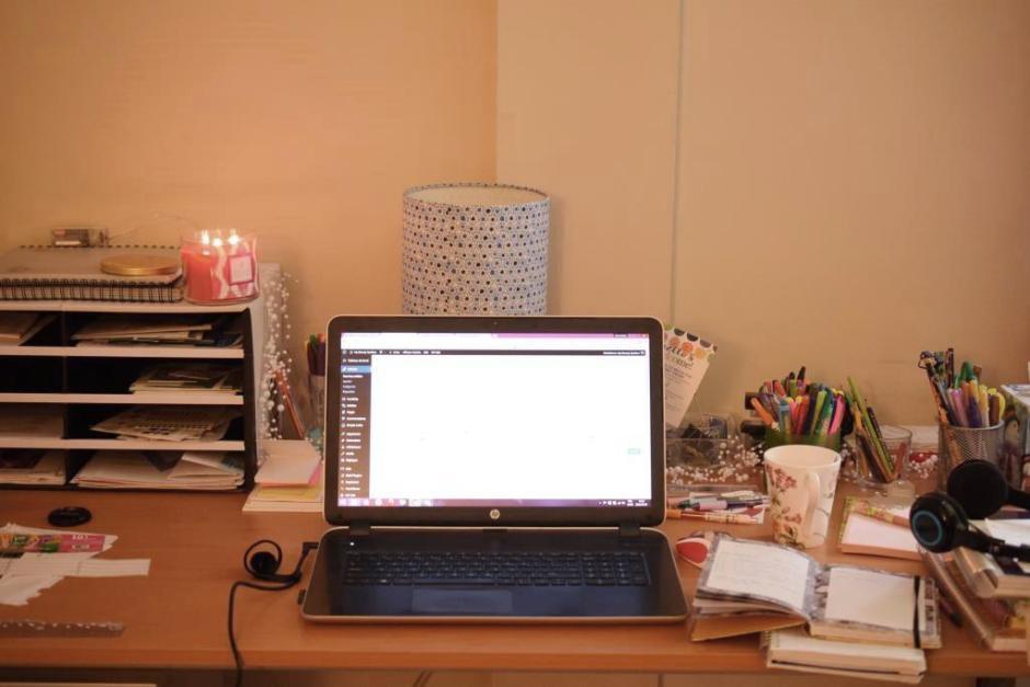 Get organized Desk organization 6