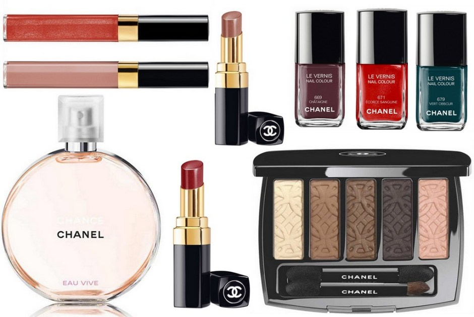 Wishlist Chanel Août 2015