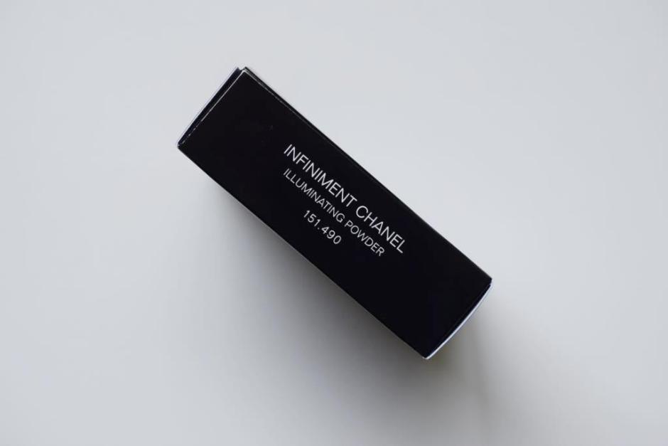 Chanel Infiniment Chanel poudre lumiere 3