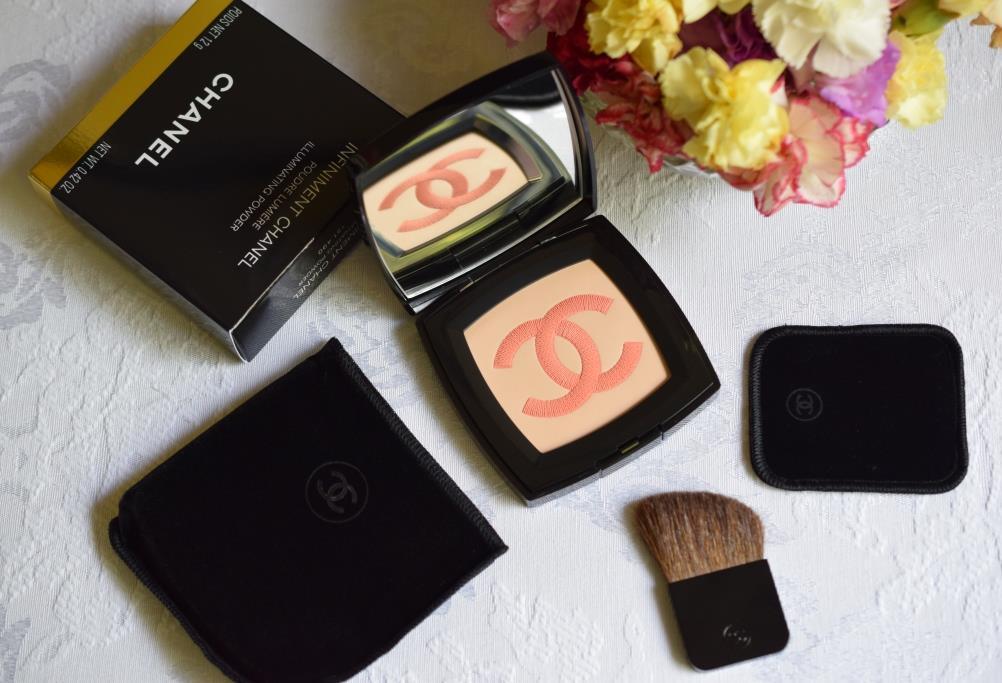 Chanel Infiniment Chanel poudre lumiere 9