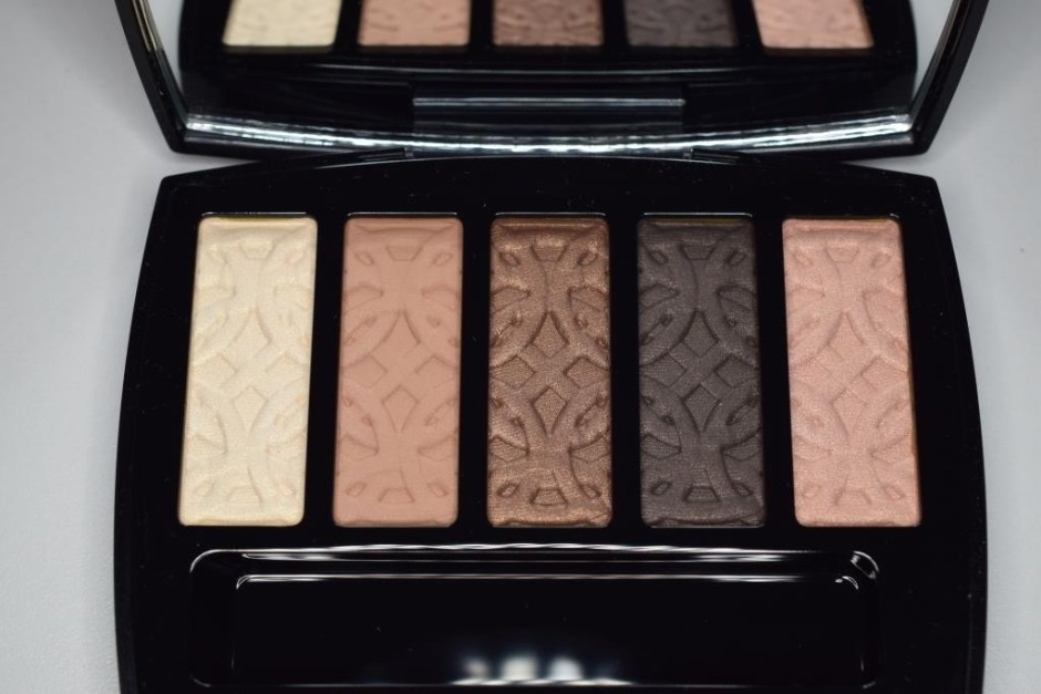 Chanel Les Automnales collection 5 palette Entrelacs