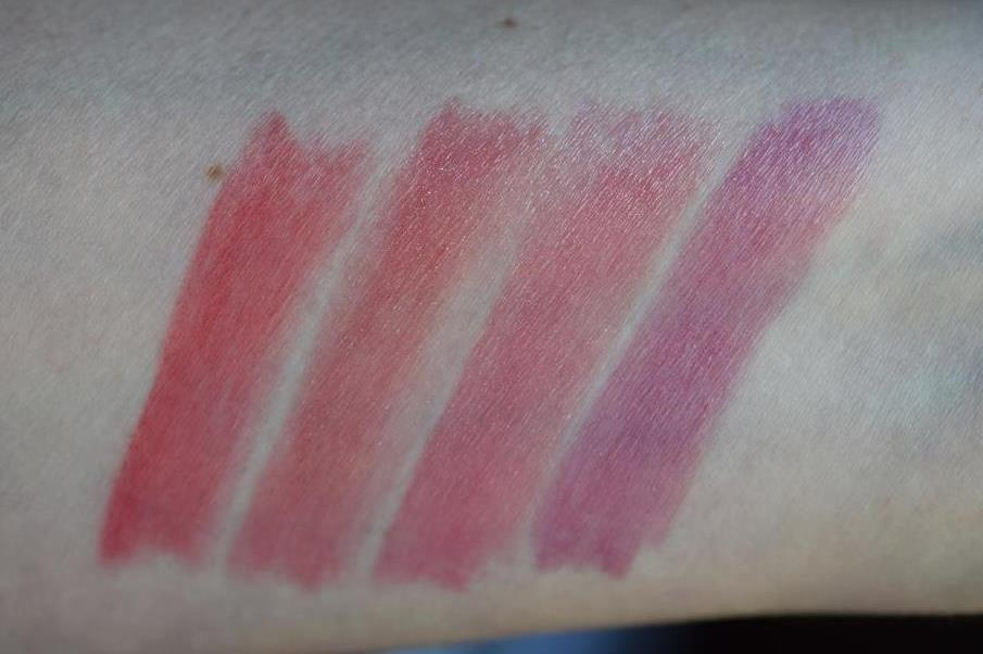 Dior Addict Lipsticks 10 swatch
