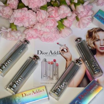 Dior Addict Lipsticks