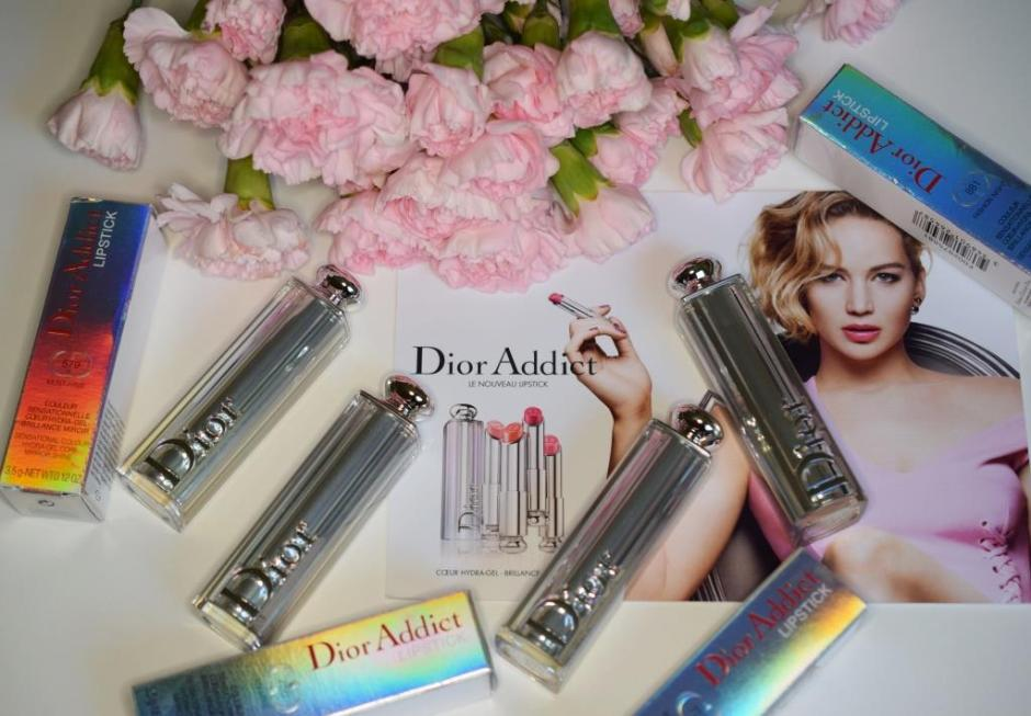 Dior Addict Lipsticks 2