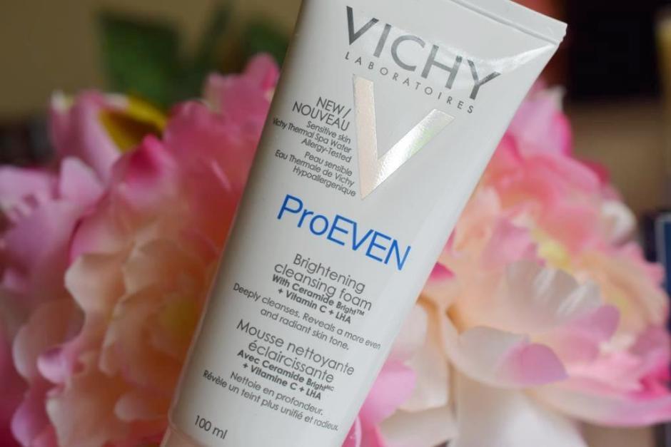 Vichy ProEven 3 Mousse nettoyante