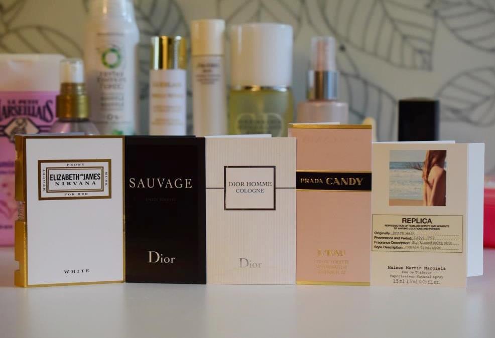 RIP 35 6 échantillons parfums