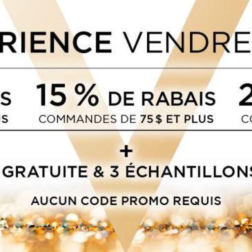 Vichy Canada lance son site de vente en ligne
