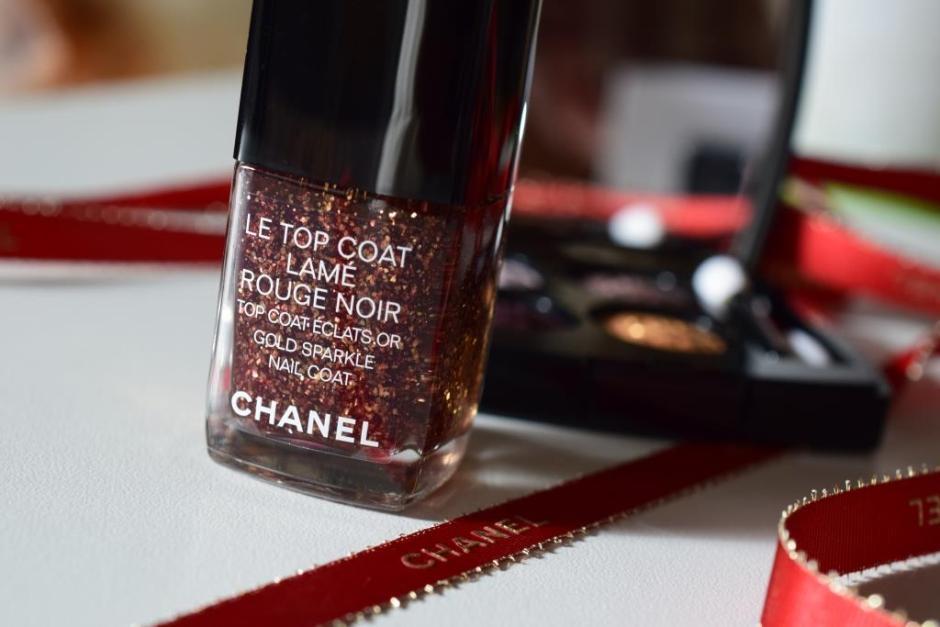 Chanel Rouge Noir Absolument