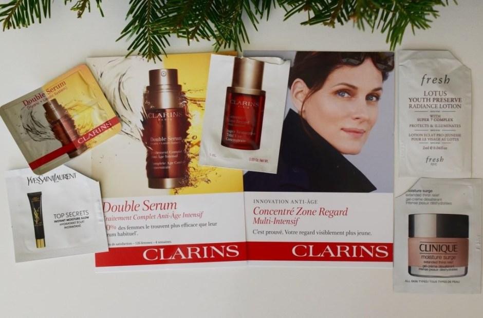 Clarins double sérum