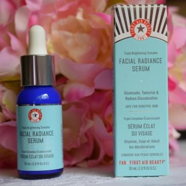 Facial Radiance Serum – First Aid Beauty