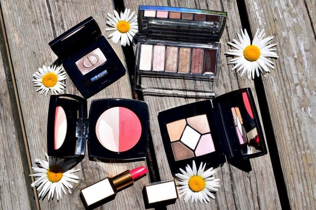 Le défi du lundi: la passion des cosmétiques
