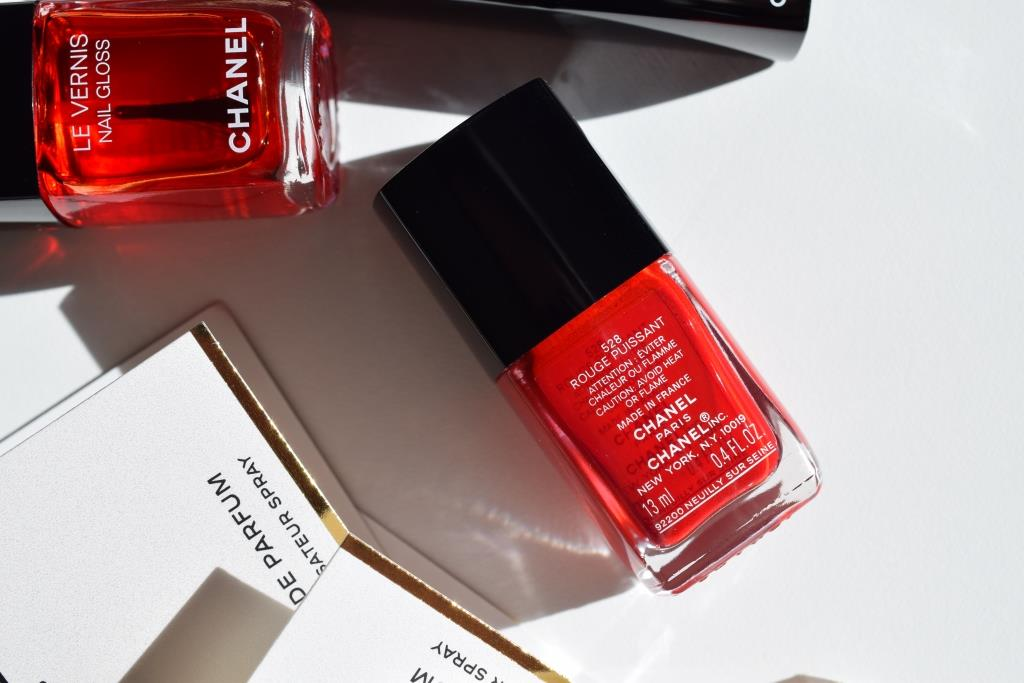 Chanel Collection Rouge n°1 automne 2016