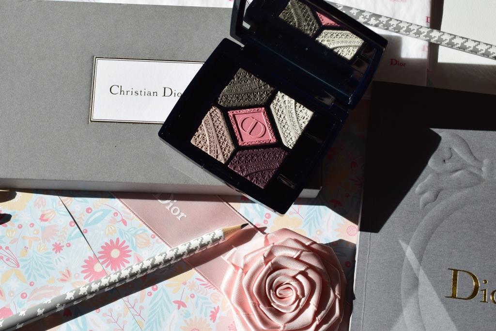 Dior Capital Of Light palette Skyline